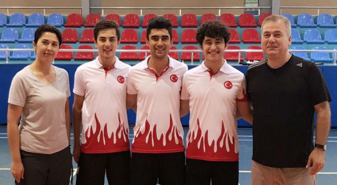 Bursalı 3 sporcu Milli Takım'da