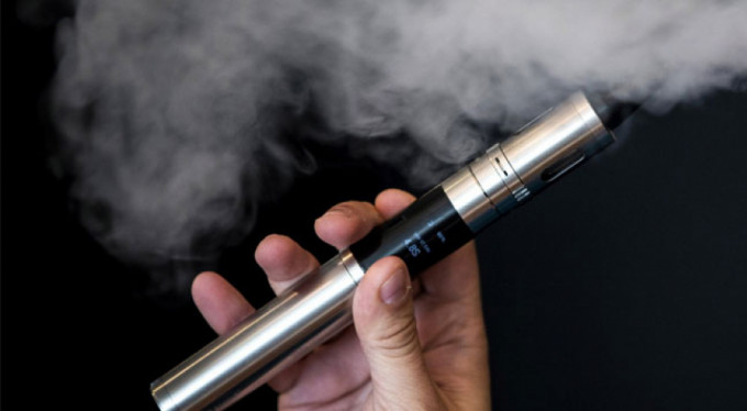 Elektronik sigarada gizli tehlike...
