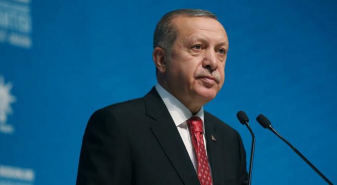 Erdoğan: 'Hava sahası kapatılacak nasıl çıkacaksın?'
