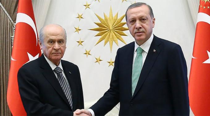 Devlet Bahçeli: Erdoğan'ın yanındayız