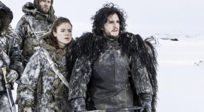 Game of Thrones'un ünlü çifti nişanlandı
