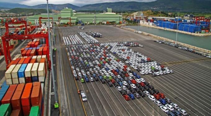 Otomotiv ihracatı eylülde vites yükseltti