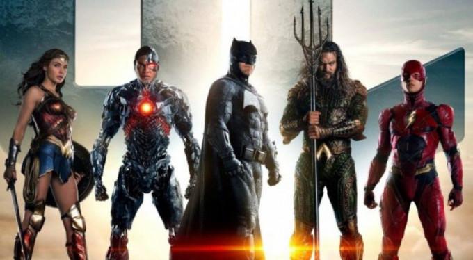 Yeni Justice League fragmanı geldi