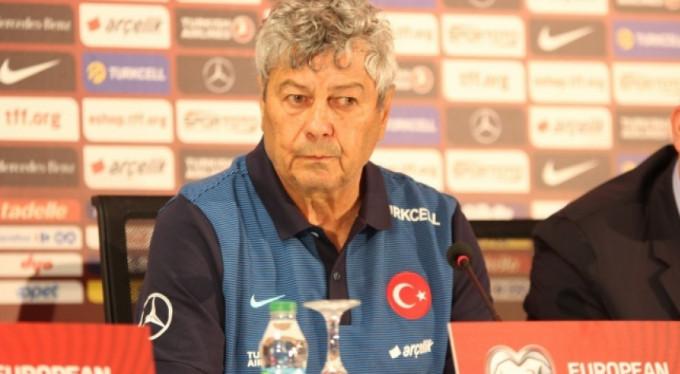 Lucescu: 'Futbolcular değil, ben hatalıyım'