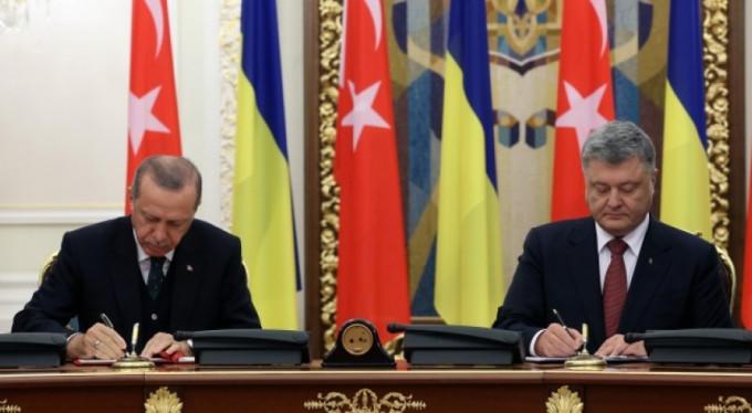 Türkiye ile Ukrayna arasında yeni anlaşmalar...