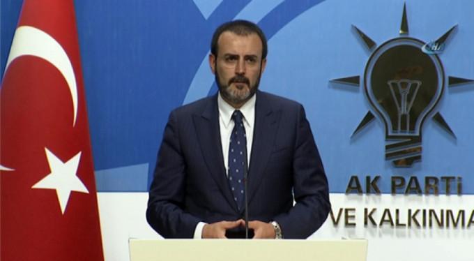 AK Parti'den vize krizi ile ilgili flaş açıklama
