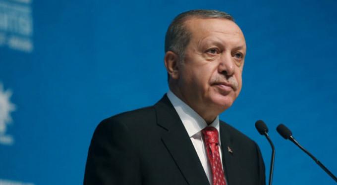 Erdoğan: 'Yeni dönem başlatıyoruz'