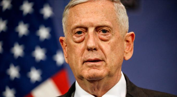 ABD Savunma Bakanı Mattis'ten Türkiye açıklaması