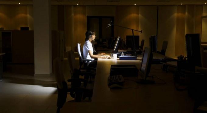 Gece çalışmak ruh sağlığını bozuyor