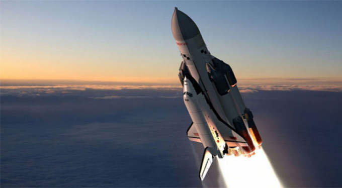 Askeri yük taşıyan roket başarıyla fırlatıldı