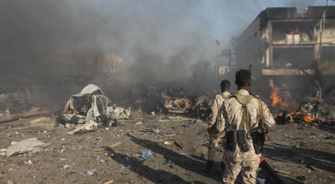 Somali'deki saldırıyla ilgili flaş gelişme