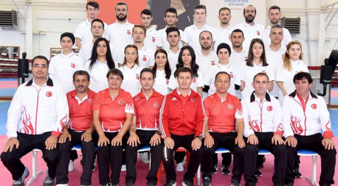 Bursalı sporcunun hedefi dünya şampiyonluğu