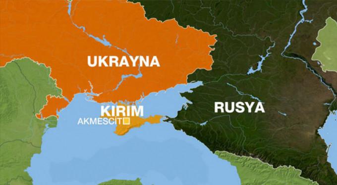 Ukrayna'da araç kalabalığa daldı!  Ölü ve yaralılar var