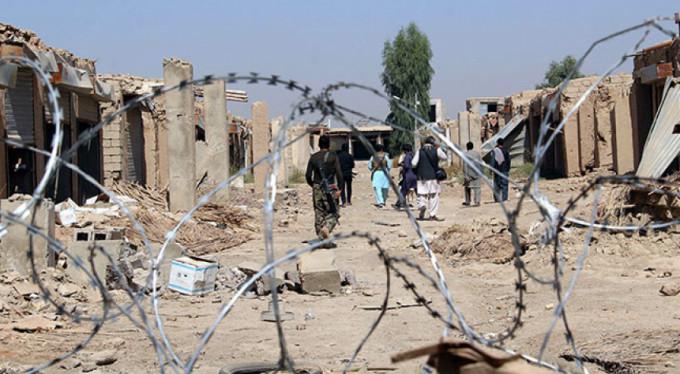Saldırıyı Taliban üstlendi! 41 asker hayatını kaybetti