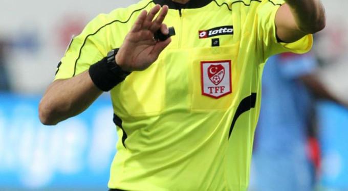 Sivasspor - Bursaspor maçının hakemi belli oldu