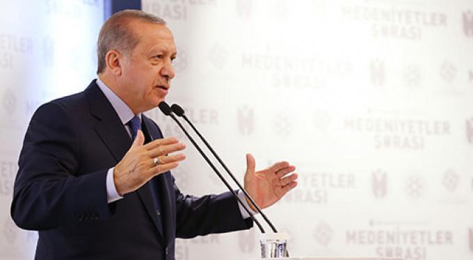 Cumhurbaşkanı Erdoğan: 'Kıymetini bilemedik'