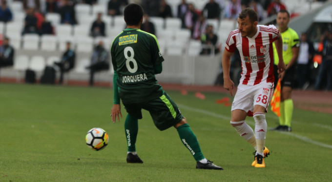 Sivas'ta kazanan yok: 0-0
