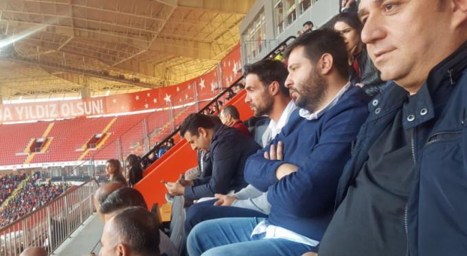 Ömer Erdoğan Erzurum'a mı?
