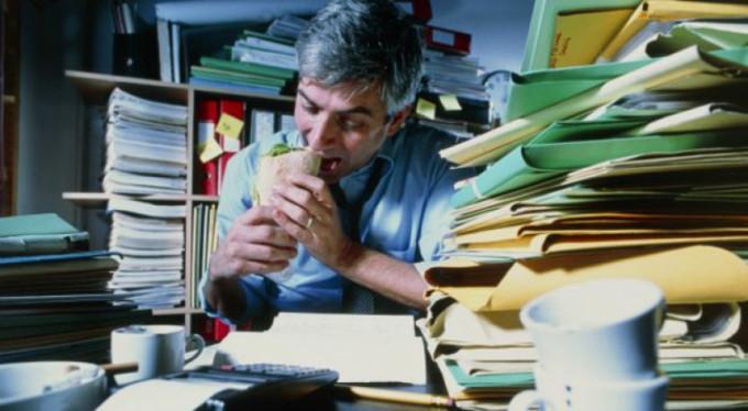 Gece çalışmasında obezite tehlikesi