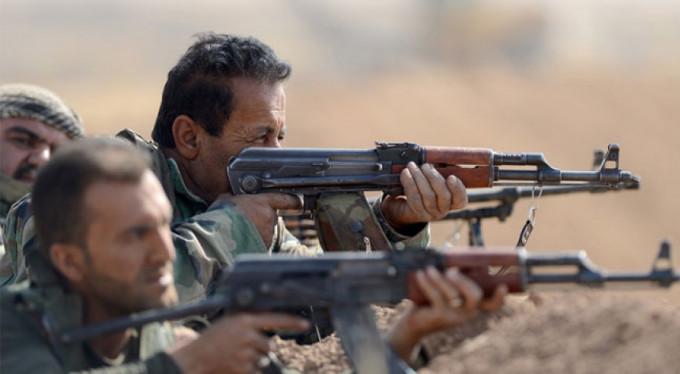 Peşmerge ile Irak ordusu arasında çatışma