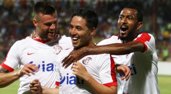 Nasri Bursaspor'a karşı yok!