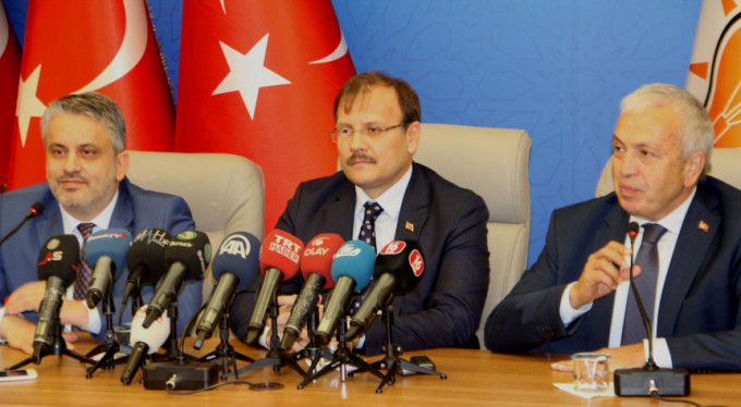 Çavuşoğlu'ndan muhalefet açıklaması