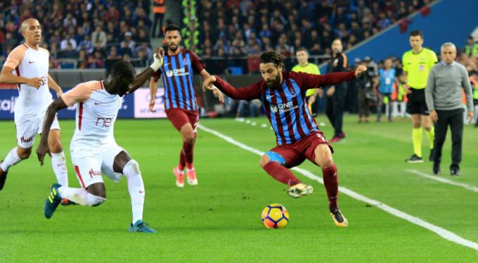 Galatasaray'ı 'Fırtına' vurdu: 2-1