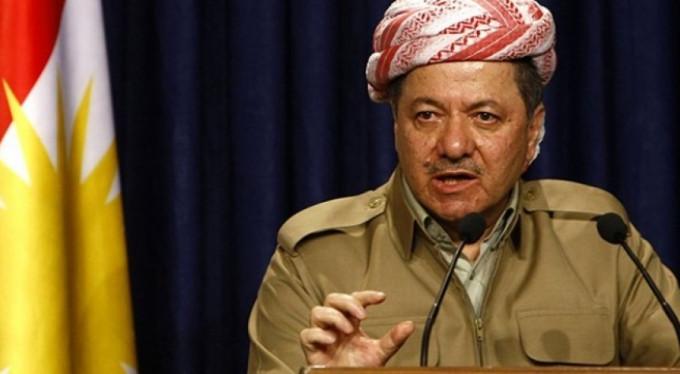 Barzani, ABD'yi hedef gösterdi!