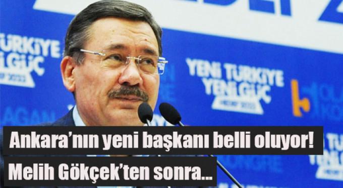 Ankara'nın başkanı belli oluyor! Açıklandı...
