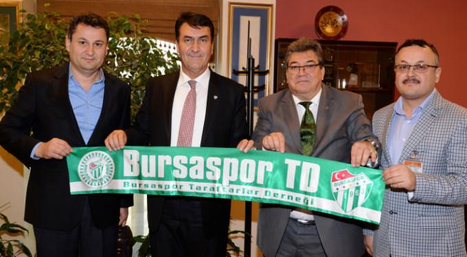 Mustafa Dündar'dan flaş Bursaspor açıklaması!
