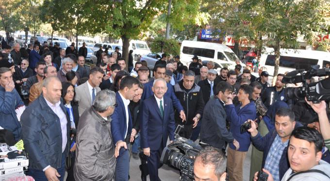 Kılıçdaroğlu'ndan Bursa'da çarpıcı açıklamalar