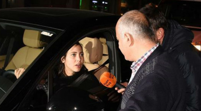 Zehra Çilingiroğlu'na kaza şoku!