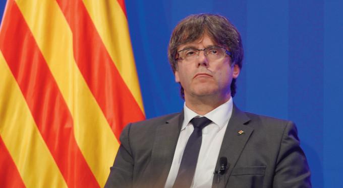 Eski Katalan lider hakkında flaş karar!