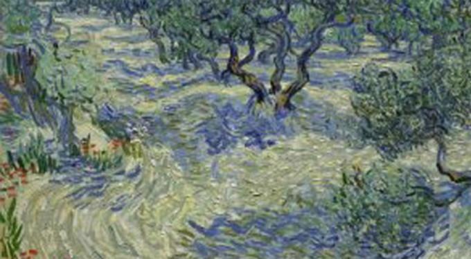 Van Gogh'un tablosundaki davetsiz misafir