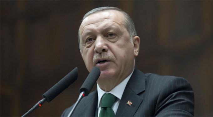 Erdoğan'dan sert sözler...