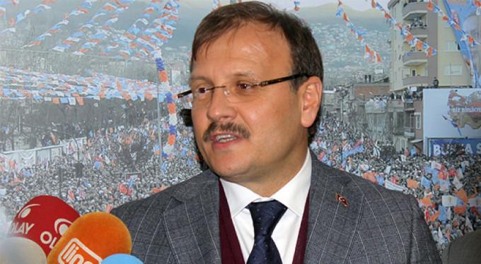 Çavuşoğlu'ndan CHP'ye 'eşcinsel kotası' tepkisi