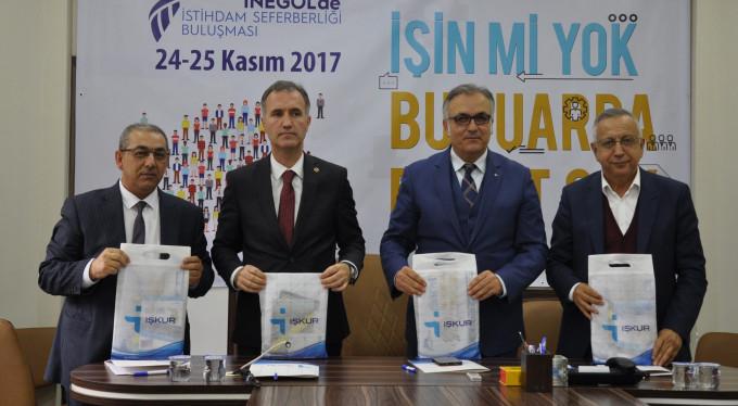 Bursa'da iş arayanlara müjde