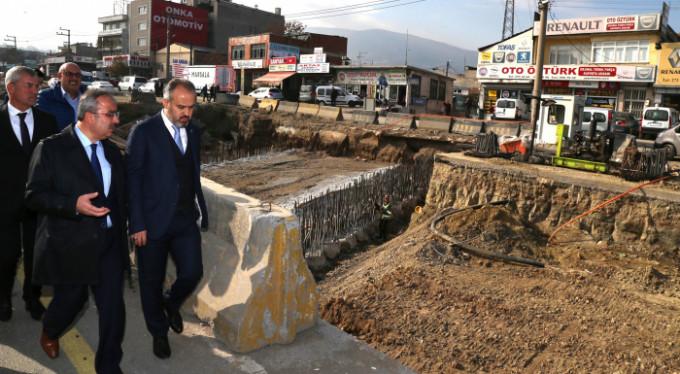 Başkan Aktaş'tan flaş T2 hattı açıklaması