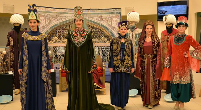 Bursa'da göz kamaştıran sergi