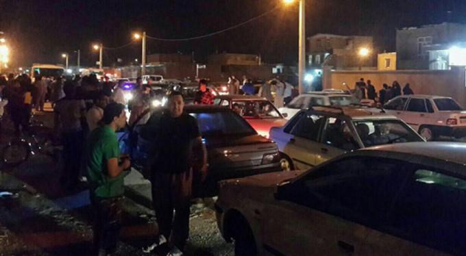 İran'da depremler devam ediyor