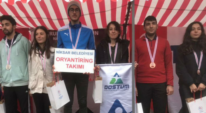 Bursalı sporcu Türkiye birincisi!