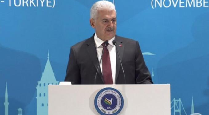 Başbakan Yıldırım'dan göçmen yorumu