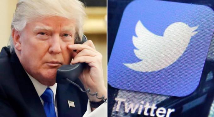 ABD Başkanı Trump'dan Erdoğan twiti