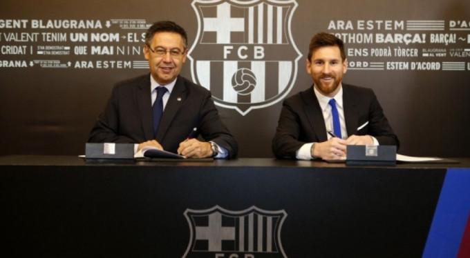 Messi belirsizliği bitti! Serbest kalma bedeli...
