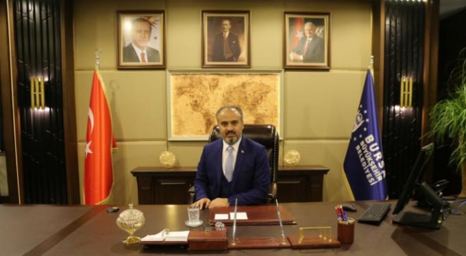 Başkan Aktaş'tan Bursaspor'a destek