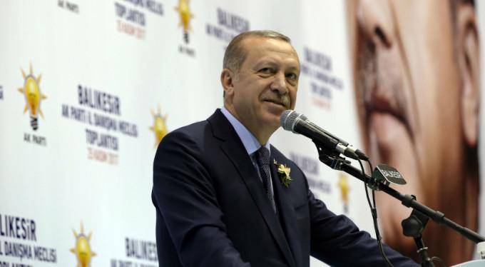 """Erdoğan'dan flaş açıklama! """"Cumhurbaşkanlığı bırakırım..."""""""