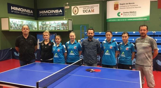 Büyükşehir Şampiyonlar Ligi'nde çeyrek finalde!
