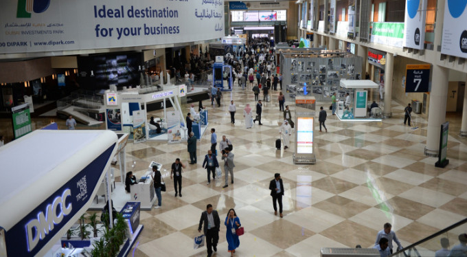 Bursalı firmalar Dubai The Big 5 Fuarı'nda