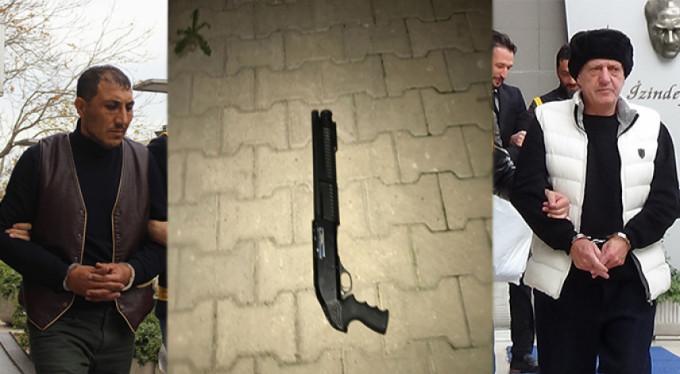 Bursa'da tüfekle dehşet saçtılar