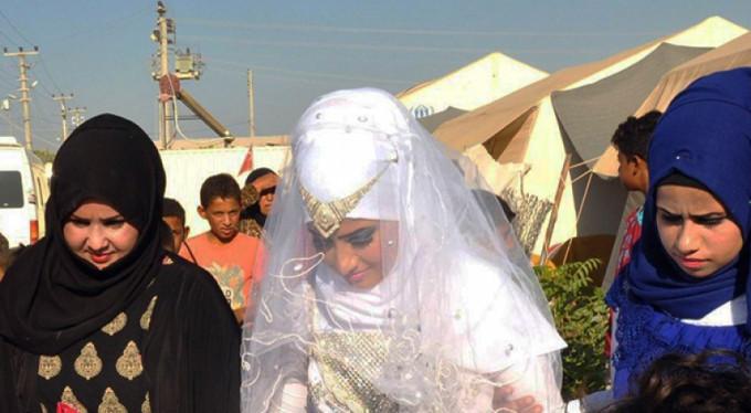 TÜİK evlilik istatistiklerini açıkladı! 1. sıra Suriyelilerin